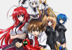 High School DxD Release Date