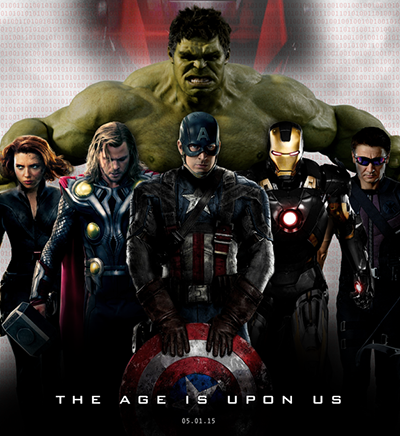 Age of ultron release date in Melbourne