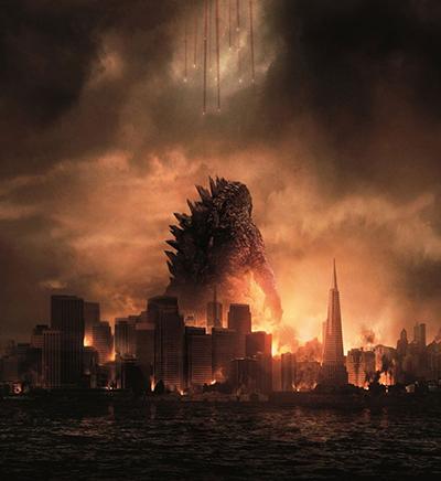 Godzilla 2