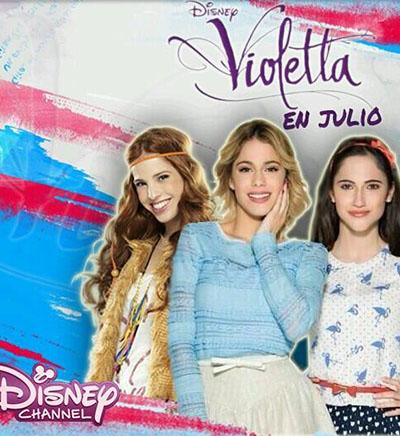 Violetta: Season 3