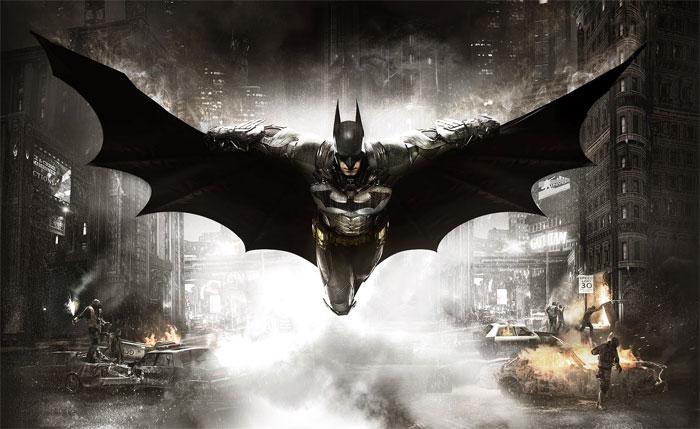 Batman promo 1