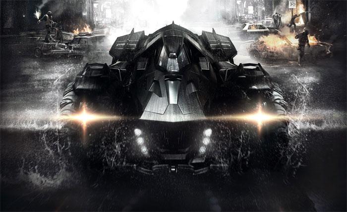 Batman promo 2