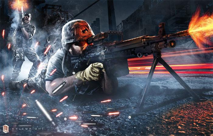 Battlefield promo 2