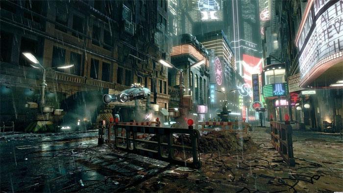 Cyberpunk promo 1