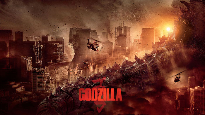 Godzilla promo 1