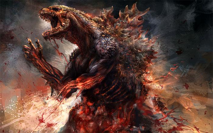 Godzilla promo 3