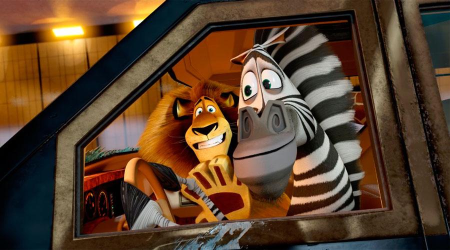 Madagascar promo 3