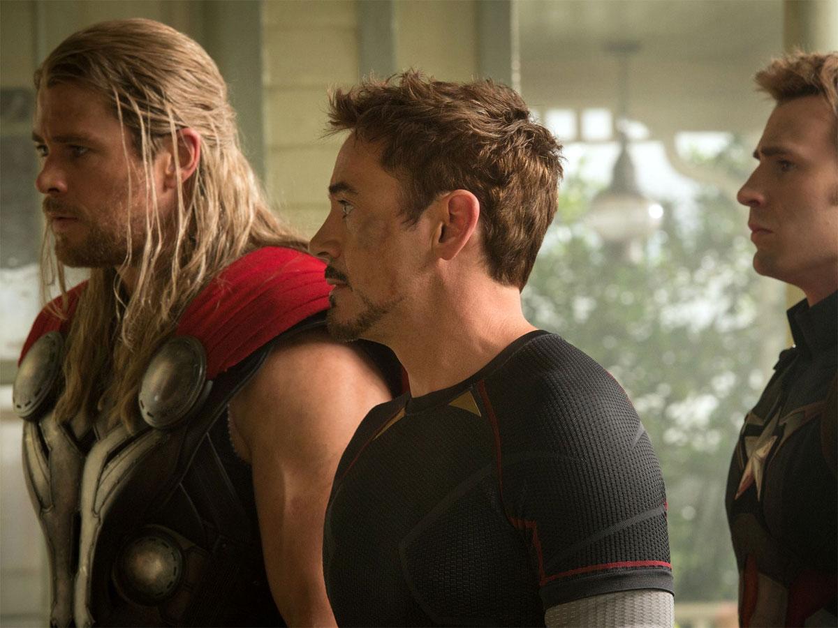 Avengers promo 1
