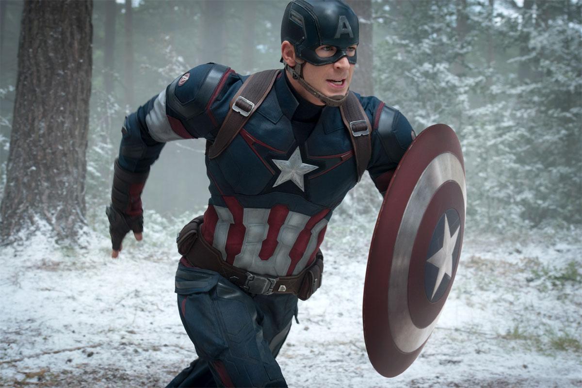 Avengers promo 2