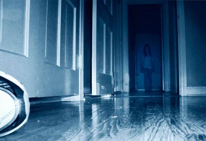 Paranormal promo 1