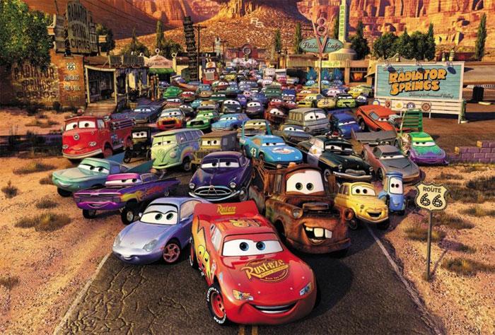 Cars promo 1