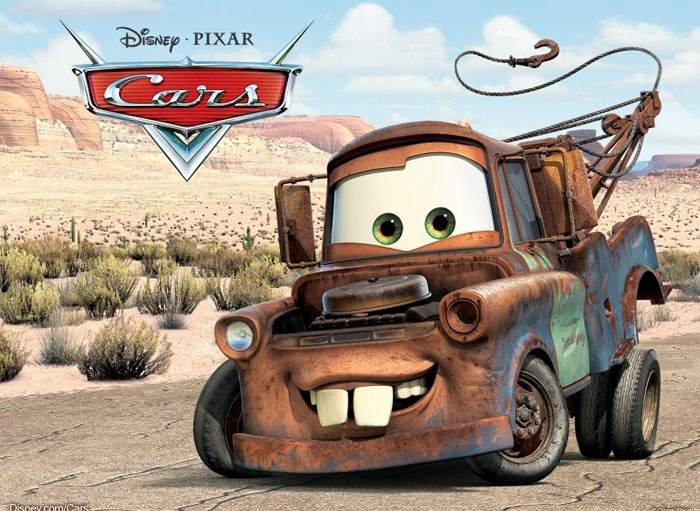 Cars promo 3