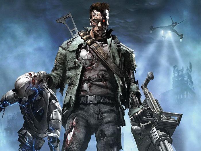 Terminator promo 1