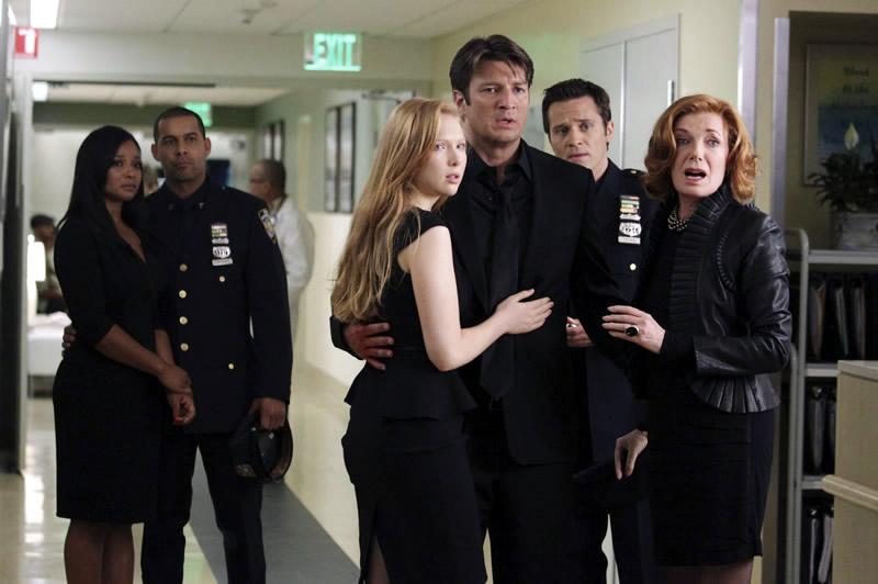 Castle: Season 8 promo 1