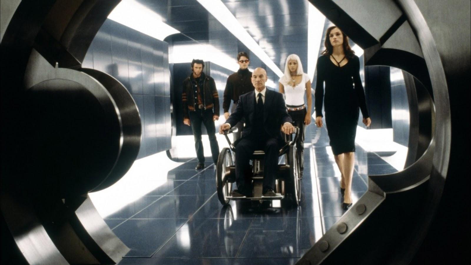 X-Men TV Show promo 3
