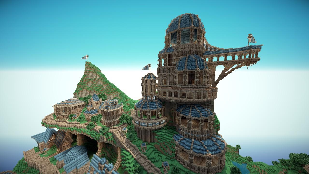 Minecraft 2 promo 1