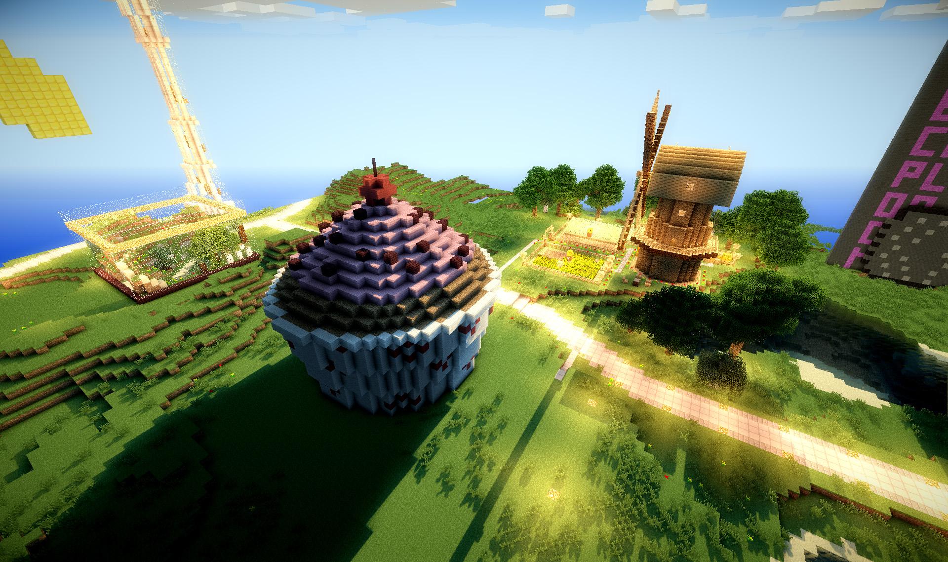 Minecraft 2 promo 2