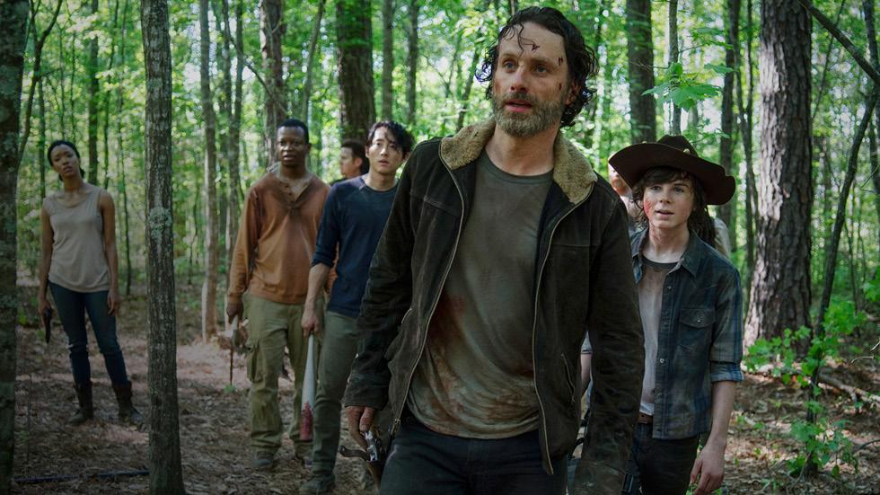 The Walking Dead: Season 7 promo 2