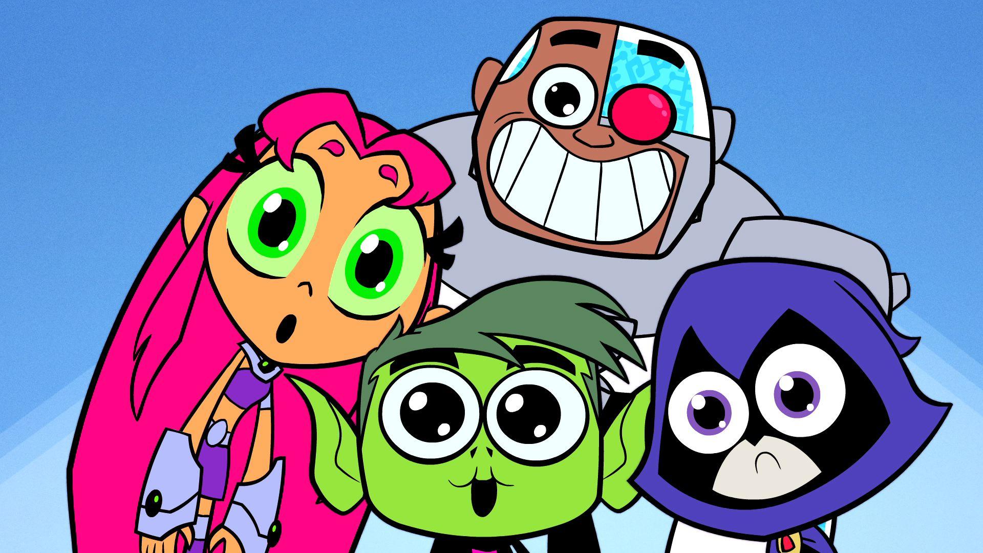 Teen Titans GO! Season 3_1