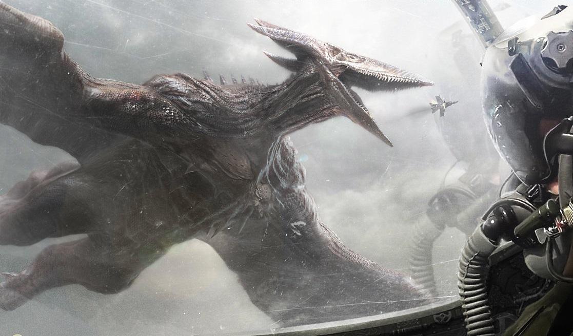 Godzilla 2 — Out in 2018_1