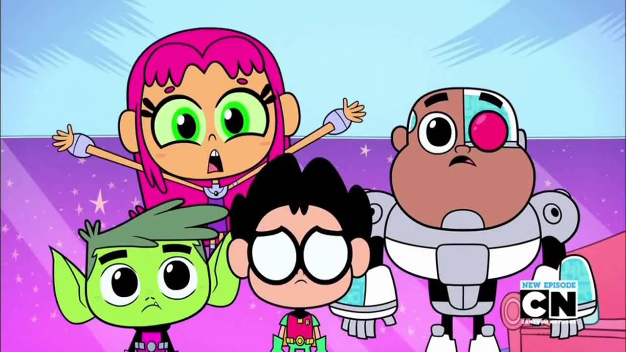 Teen Titans GO! Season 3_2