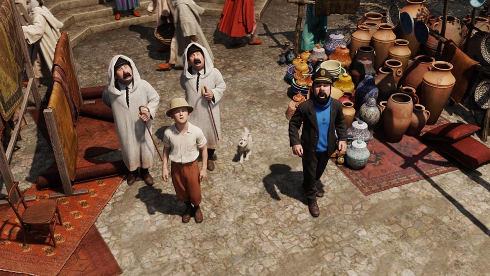 The Adventures of Tintin 2_3