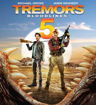 Tremors 5 – The Screening Date