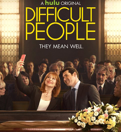 Difficult People Season 2_Release_Date
