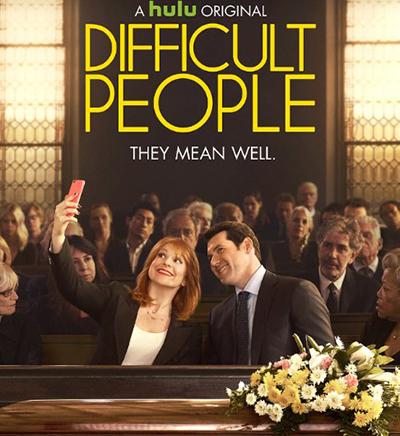 Difficult People Season 2_Release_Date