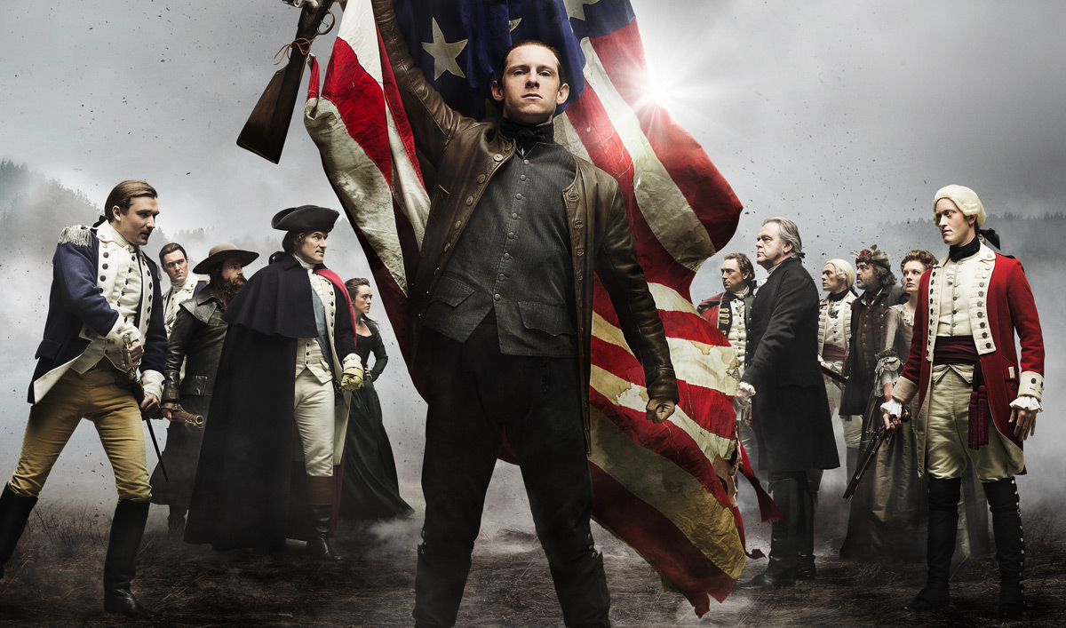 Turn: Washington's Spies season 3_1