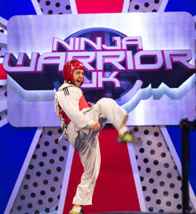 Ninja Warrior UK Season 2_Release_Date
