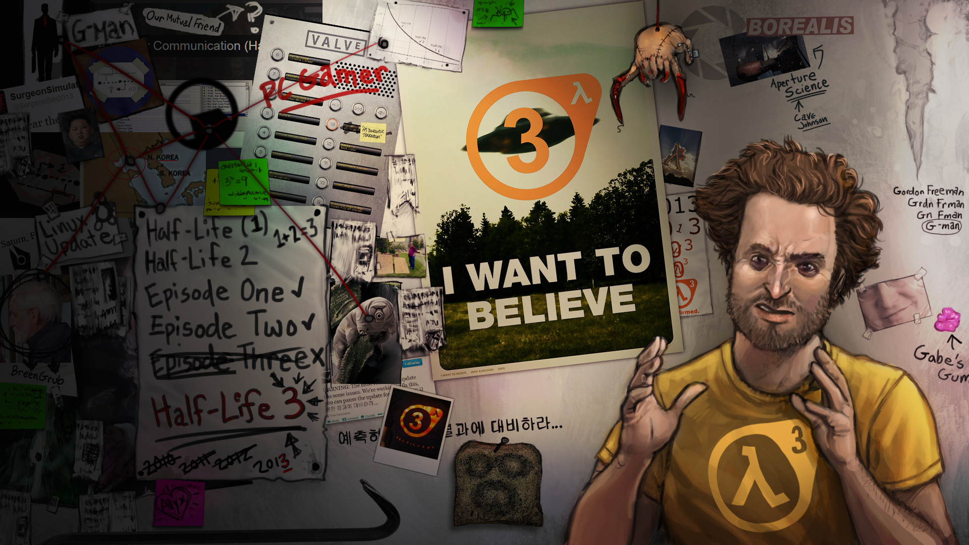 Half-Life 3 game
