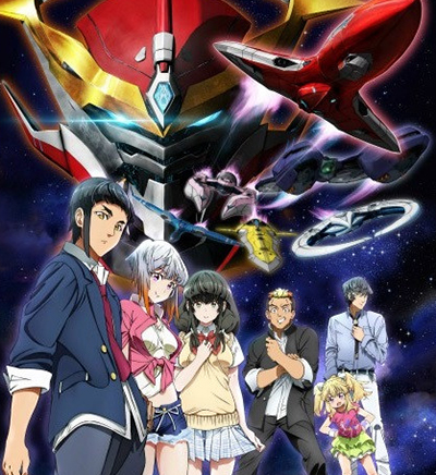 Aquarion Logos season 2 Release Date