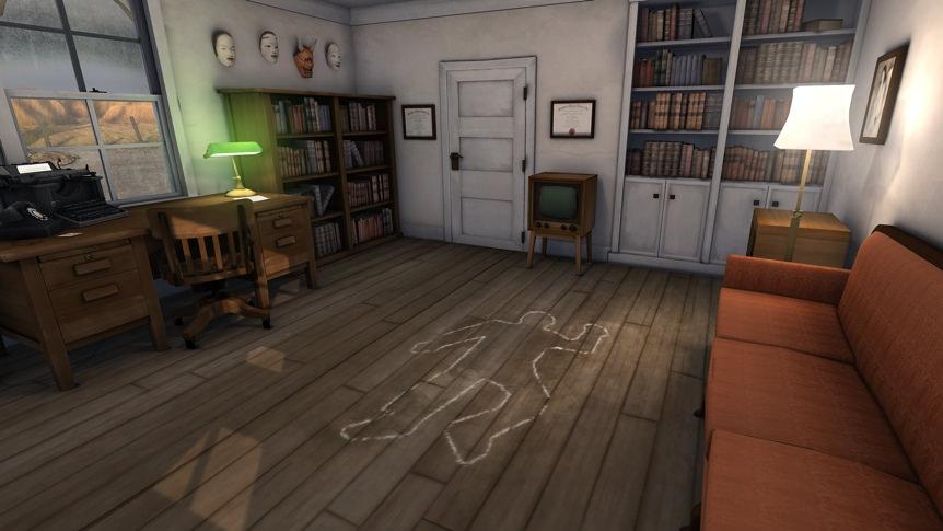 Dead Secret game