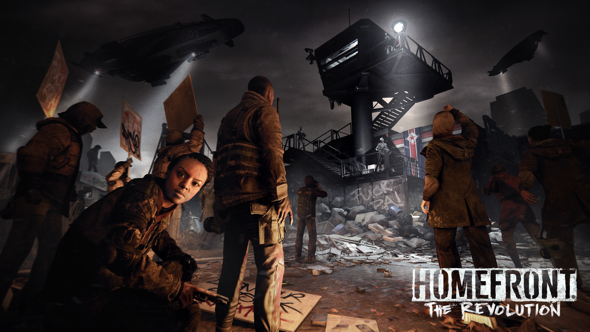 Homefront: The Revolution game