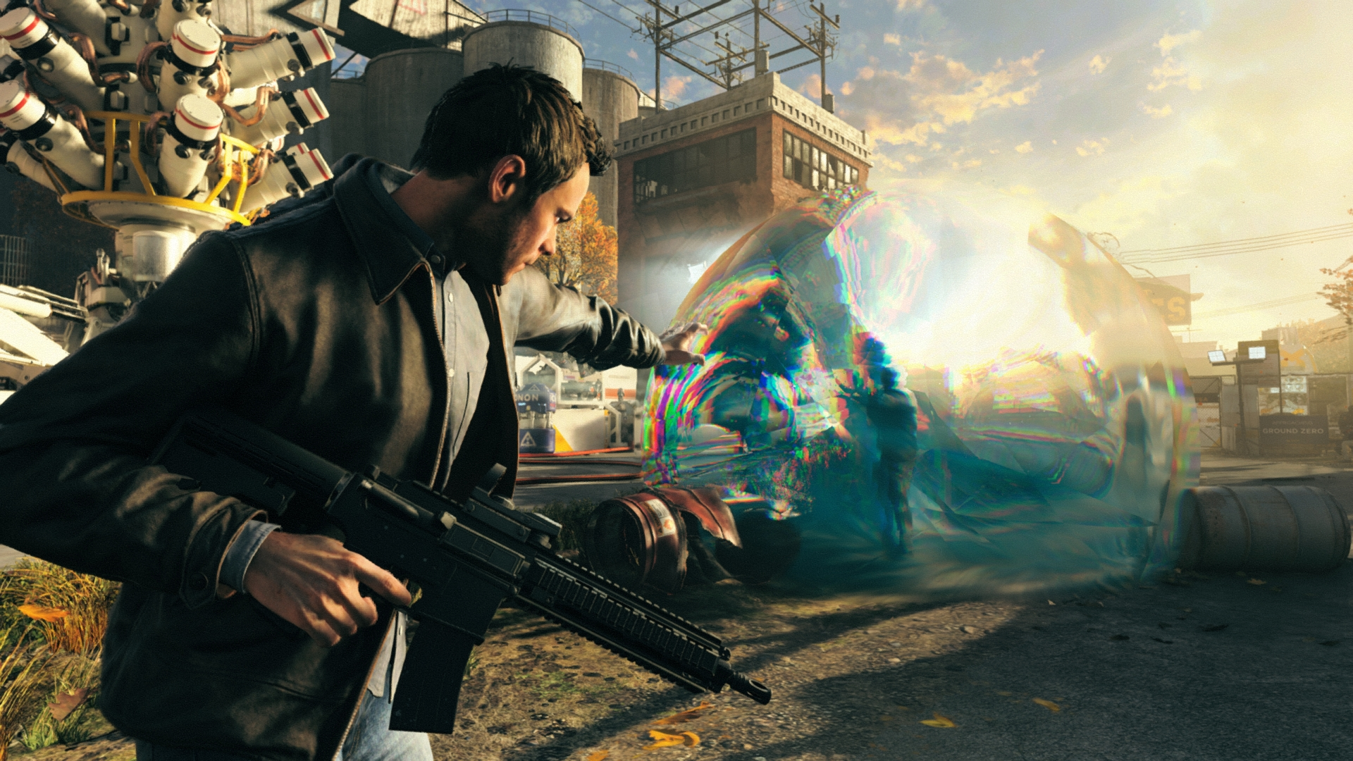 Quantum Break game