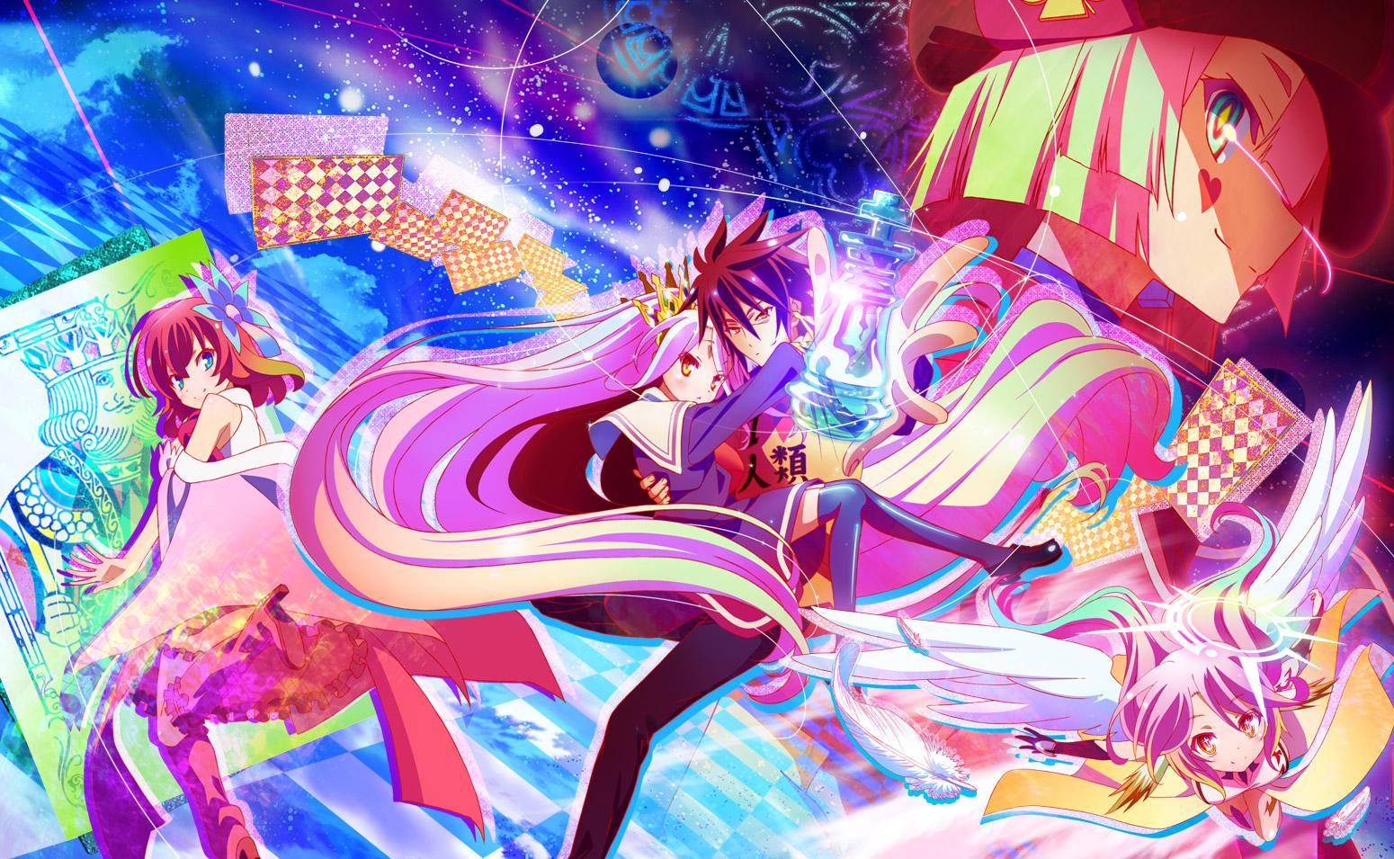 No Game No Life (Nogemu Noraifu) season 2 Release Date