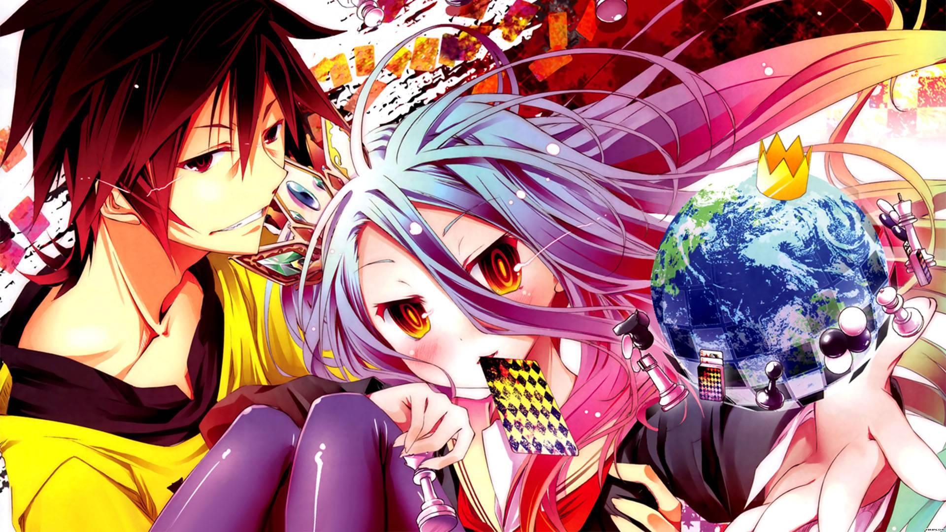 DNo Game No Life (Nogemu Noraifu) season 2 Release Date
