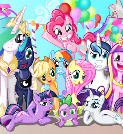 My Little Pony: Friendship Is Magic_Release_Date