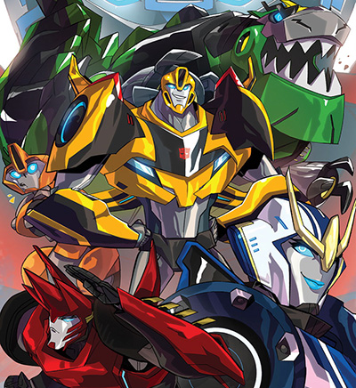 Transformers: Robots in Disguise _Release_Date