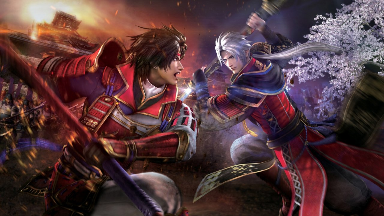 Samurai Warriors 4 Empires game