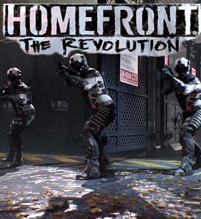 Homefront: The Revolution game