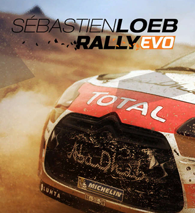 Sebastien Loeb Rally Evo Races game
