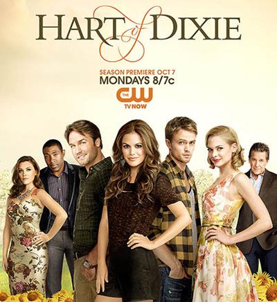 Heart of Dixie season 3 serial