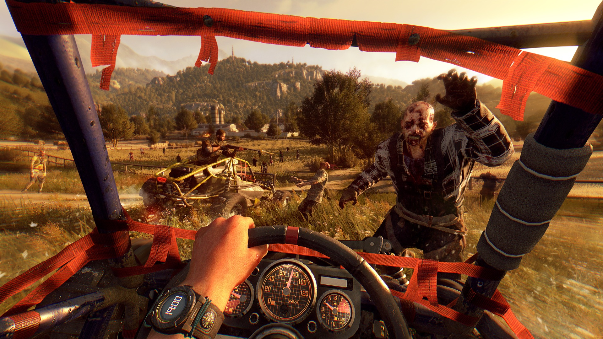 Dying Light: The Following game