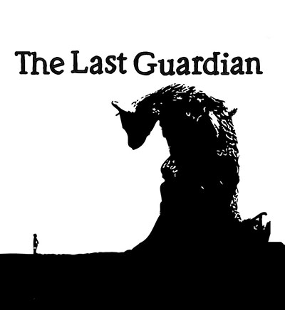 The Last Guardian game