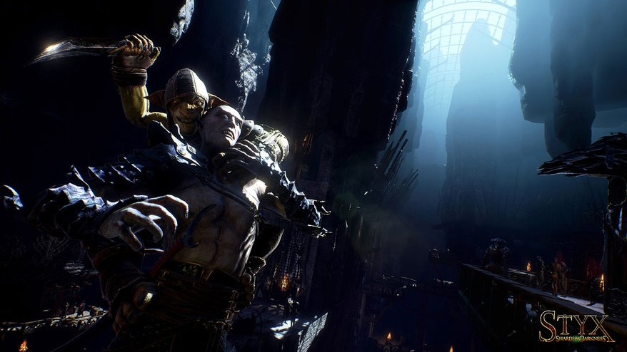 Styx: Shards of Darkness Sneaks game