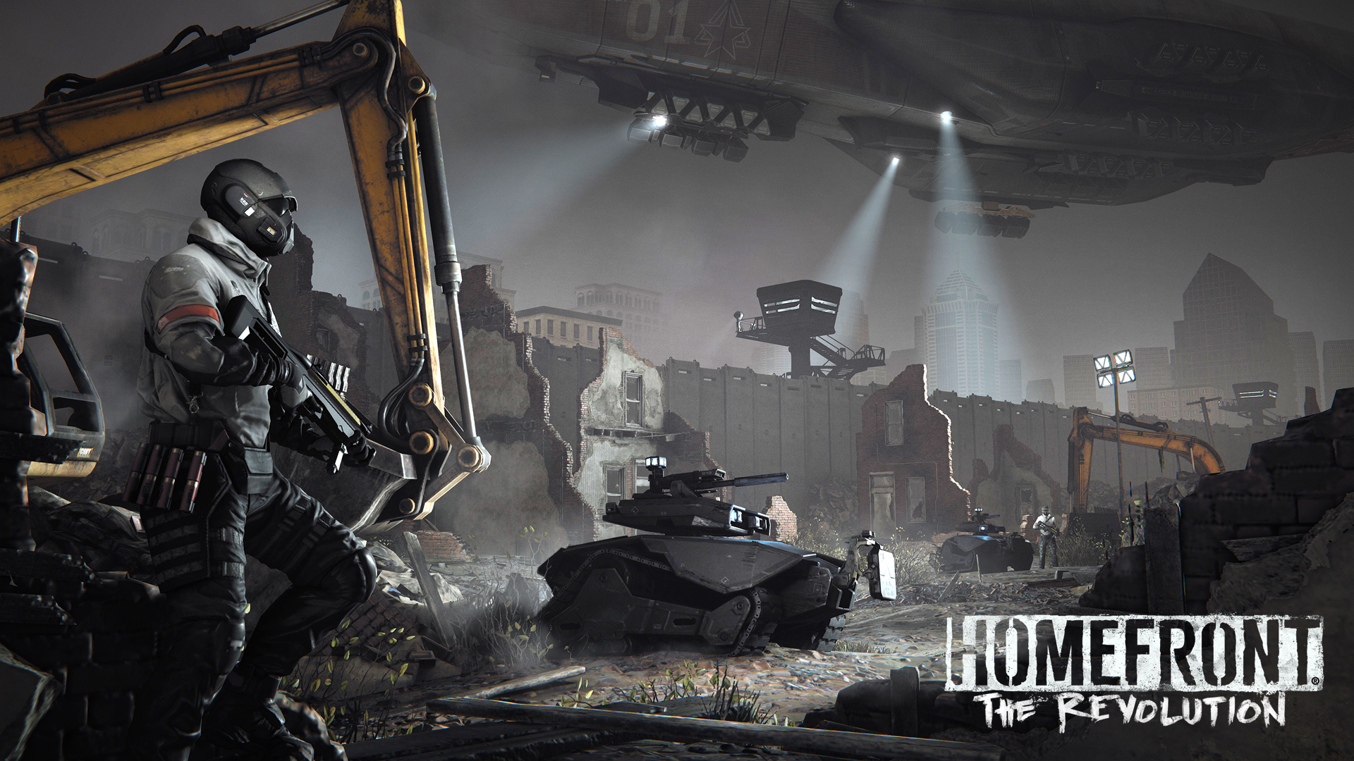 Homefront: The Revolution promo 2