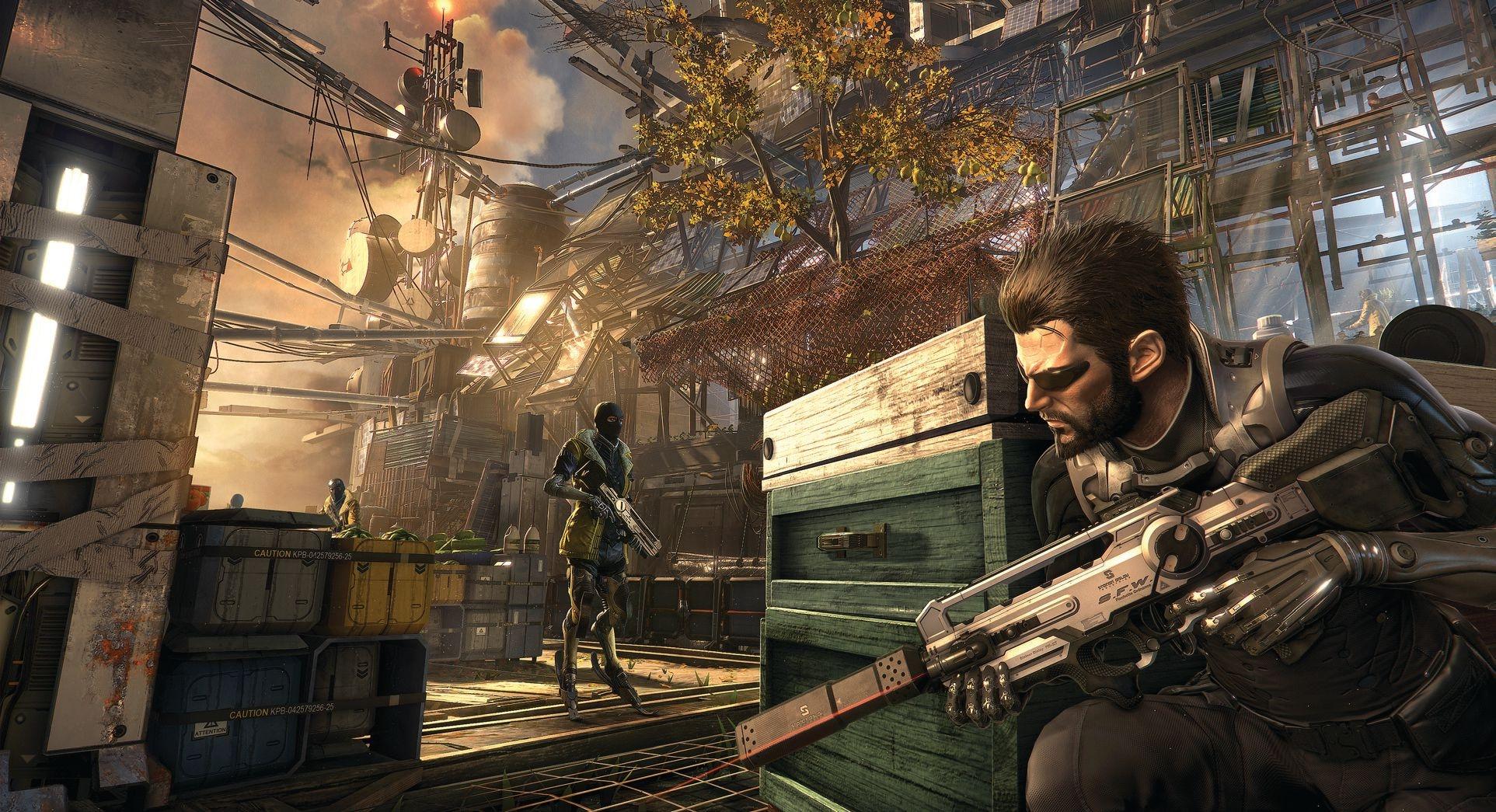 Deus Ex: Mankind Divided promo 3