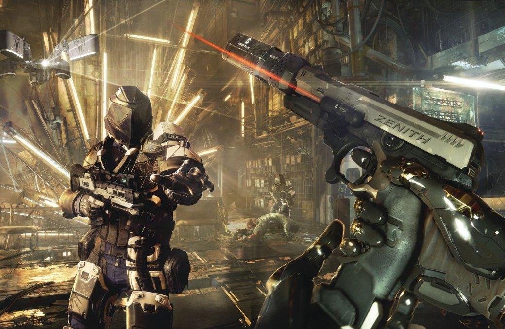 Deus Ex: Mankind Divided promo 1